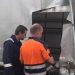 Curtain Repair - Stathams Recovery - June 20