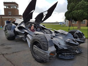Open Batmobile