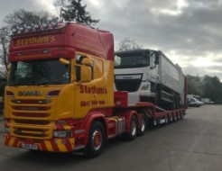Refuse lorry rs