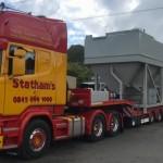 Scania and Kassbohrer move premises rs